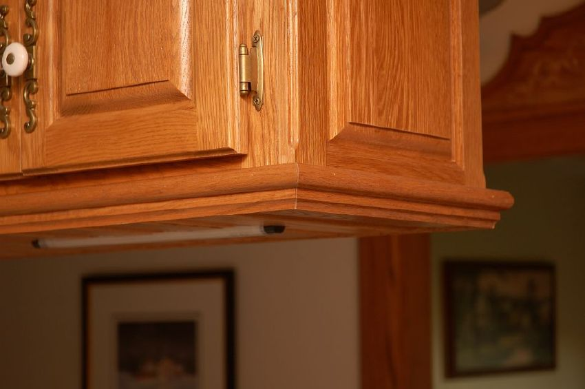 luxury kitchen cabinet bottom molding - taste