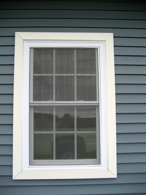Vinyl Exterior Window Trim : Decorating vinyl siding window trim inspiring photos